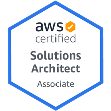 aws badge 2