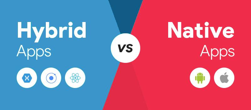 I vantaggi e le caratteristiche dello sviluppo mobile ibrido e nativo